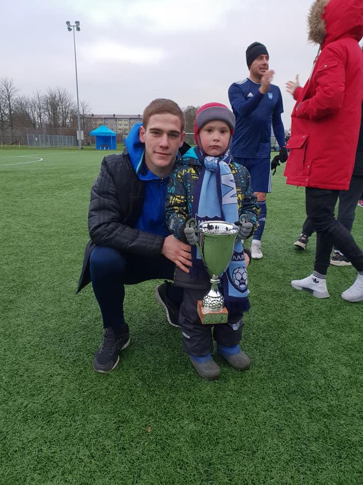 FCI TALLINN (FC Infonet) - Treener Vadim Aksjonov